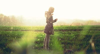 Štěstí je vždy na dosah, jen někdy není vidět